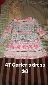 Girls clothing various sizes