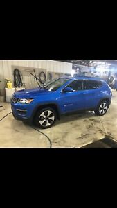 2018 North Edition Jeep Compass