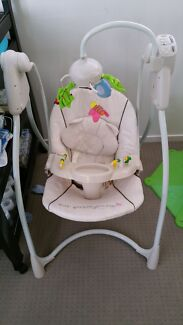 Our secret garden baby swing  Murrumba Downs Pine Rivers Area Preview