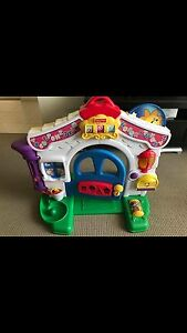 Fisher price laugh and learn doorway Andrews Farm Playford Area Preview