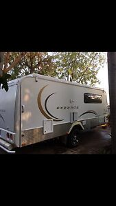 2010 Jayco Expanda Outback 16.49.3 OB with Ensuite Port Hedland Port Hedland Area Preview