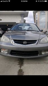 2004 Acura EL leather fully loaded