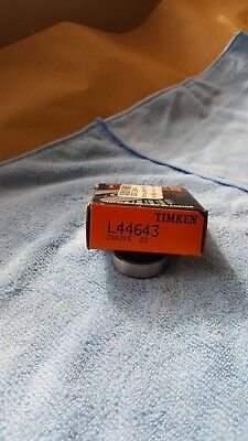 Timken L44643 Bearing L44643 N.o.s. Lot Of 5