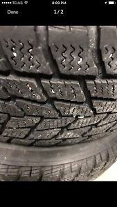 Snow Tires - Amazing Price!!