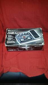 ZOOM G2.1U FOR SALE or SWAP/TRADE Bankstown Bankstown Area Preview