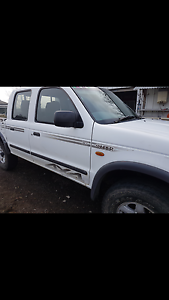2001 Ford Courier Ute Evandale Northern Midlands Preview