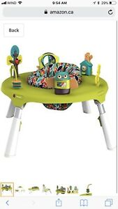 oribel portaplay activity sauser playtable
