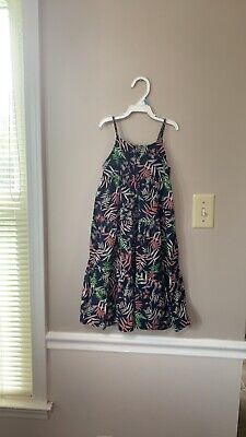 The Webster Miami Girls 4T 100% Cotton Sundress