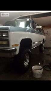 1991 suburban for sale or trade