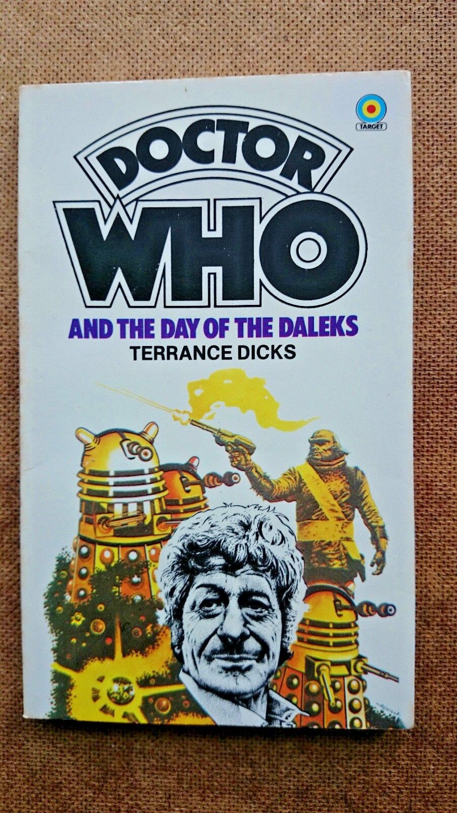 Doctor Who and the Day of the Daleks by Terrance Dicks (Paperback, 1982)
