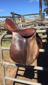 Stubben Siegfried jumping saddle Stroud Great Lakes Area Preview