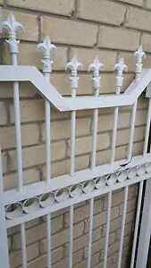 Aluminum fancy gate / Door Collingwood Park Ipswich City Preview