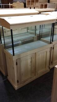 Aquarium 3FT Fish Tank Plus Cabinet Hood and Base *Brand New* Moorebank Liverpool Area Preview