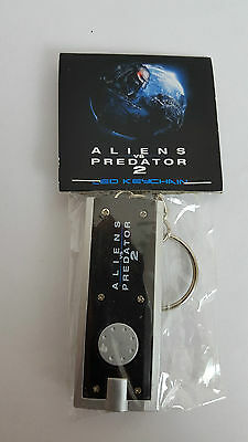 2007 Fox Alien Vs Predator 2 AVP Requiem LED Keychain
