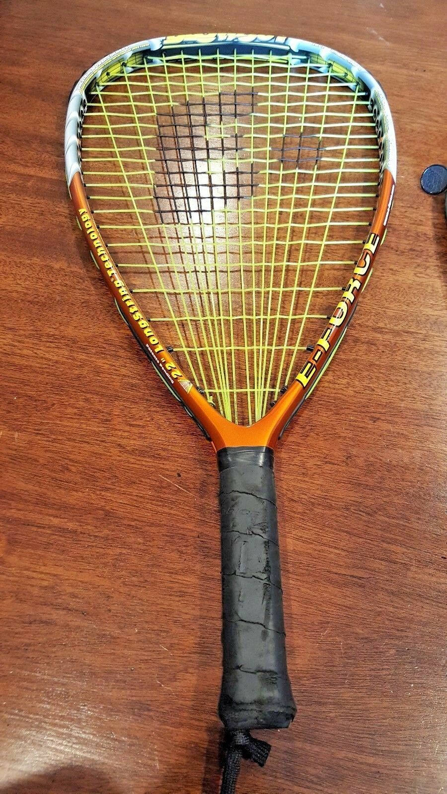 E-Force Blowout Racquetball Racquet 22 Inches 4 3/8  - $25.72