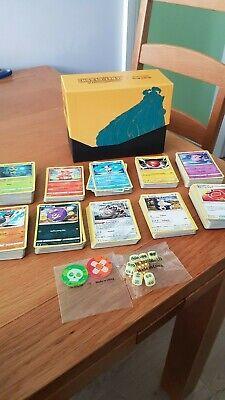 bulk job lot of 470 Pokemon Cards Rebel Clash in box. job lot Sword & Shield