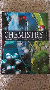 2nd Edition Chemistry Textbook Sandy Bay Hobart City Preview
