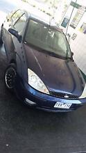 2005 Ford Focus  - Rego - towbar - leather Bulleen Manningham Area Preview