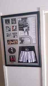 Muhammad Ali Signed, Framed Limited Edition with COL St Helena Banyule Area Preview