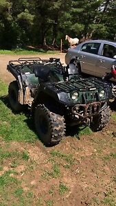 2000 Yamaha Grizzly with Papers