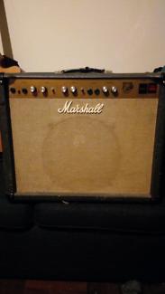 Marshall jtm 30 valve guitar amp