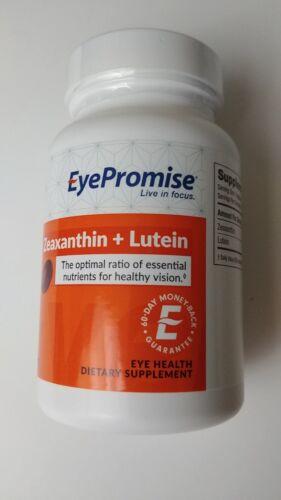 EyePromise Zeaxanthin + Lutein Eye Vitamin - Protect & Enhan