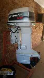 Johnson Outboard 115hp 2stroke v4 seahorse Kingsley Joondalup Area Preview