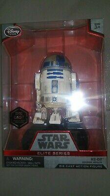 Star Wars Elite Series Die Cast Action Figure R2-D2 NEW