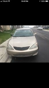 2003 Camry  automatic transmission