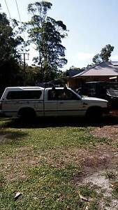 1995 Ford Courier Ute Tanilba Bay Port Stephens Area Preview