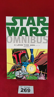 B269 Star Wars Book Omnibus Dark Horse - A Long Time Ago Vol 4 First Edition