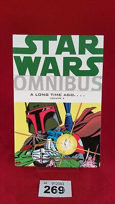 B269 Star Wars Book Omnibus Dark Horse - A Long Time Ago Vol 4 First Edition