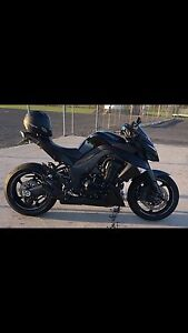Kawasaki Z1000 street fighter Barlows Hill Yeppoon Area Preview