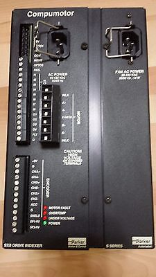 Parker Compumotor Sx8-stepper Drive 95-132 Vac