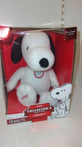 Peanuts 2015 Collectors Edition Snoopy