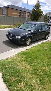 Volkswagen golf 2litre sport 2004 for sale Cranbourne East Casey Area Preview
