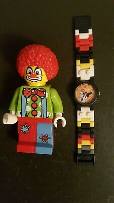 Lego Star Wars Watch and Lego Retractable Clown Pen