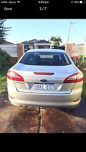 Ford mondeo 2008 Bedford Bayswater Area Preview
