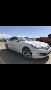 2012 Hyundai Genesis coupe 3.8