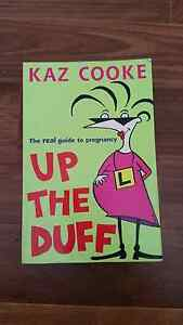 "Kaz Cooke ""Up The Duff"" book Cardiff Lake Macquarie Area Preview"