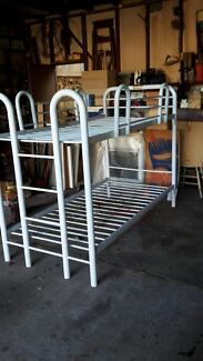 BED DOUBLE BUNK FRAME