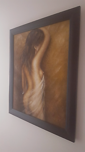 Naked wall art oil art Burton Salisbury Area Preview