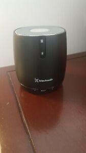 Black Web Bluetooth speaker