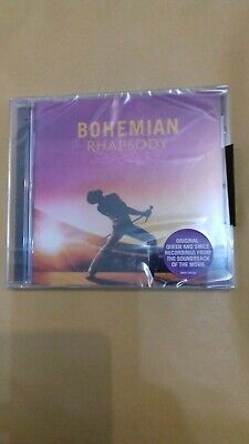 QUEEN BOHEMIAN RHAPSODY CD (Released October 19th 2018) - FREE POSTAGE