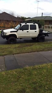 Toyota hilux 3ltr Geelong Geelong City Preview