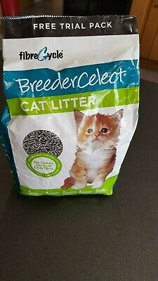 BACK 2 NATURE Cat Litter 1kg Sample Pack