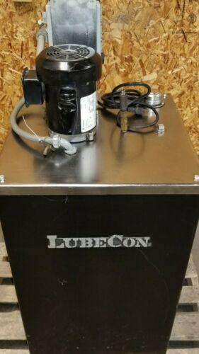 LubeCon LCA-623 MultiLubrication System Tear In Cord Dent In motor No Gauge KMGM
