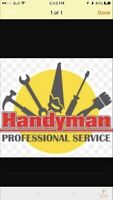 Painting - Handyman-  Professional Service 519-505-4853
