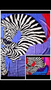 Brand new 140x140 Hermes cashmere scarf