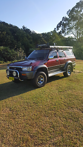 Toyota surf 3.0L turbo diesel SSR-G with recaros Lismore Lismore Area Preview